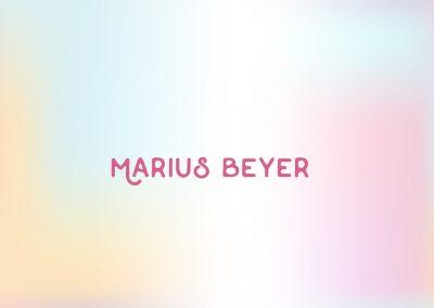 Marius Beyer