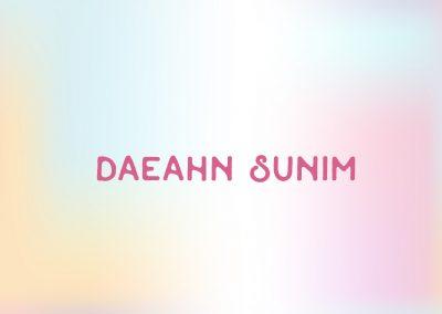 DaeAhn Sunim