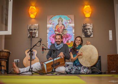 Kai Treude & Jasmin Iranpour
